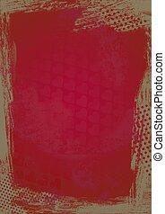 Grunge Pink Background Texture