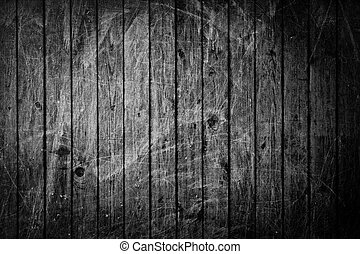 Grunge planks background