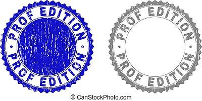 Grunge PROF EDITION Textured Watermarks - Grunge PROF...