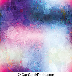 grunge purple seamless texture with blob effect