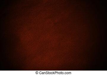 grunge, röd, papper, bakgrund, eller, struktur