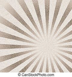 grunge ray background