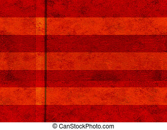 Grunge red and orange background