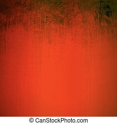 grunge red scratching artistic background