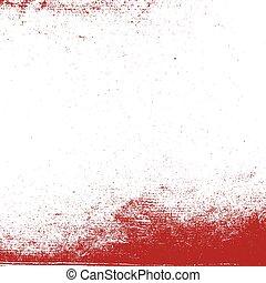 Grunge Red Texture