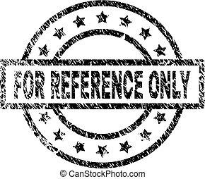 grunge, referentie, postzegel, zeehondje, alleen, textured