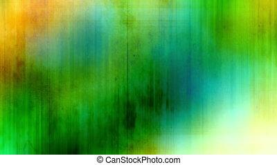 Grunge retro styled multicolored animated background - Retro...