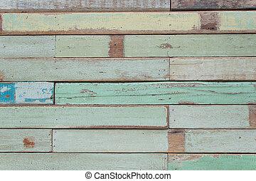 Grunge retro wood background