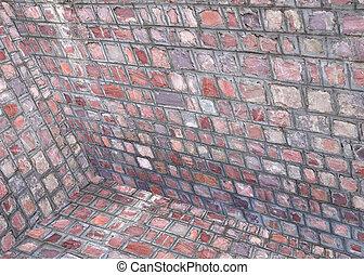 Grunge Rock Wall Surface