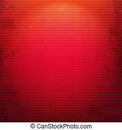 grunge, rode achtergrond