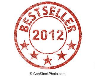 grunge rubber stamp bestseller 2012