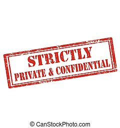 Strictly Private & Confidential