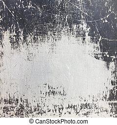 Grunge scratched background