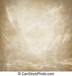 grunge, sfondo beige
