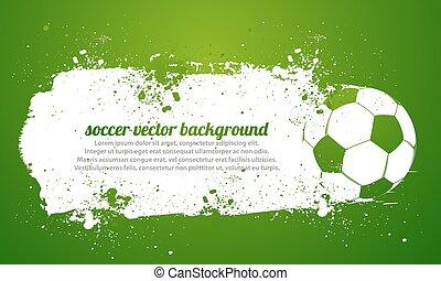 Grunge Soccer