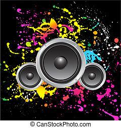 Grunge sound