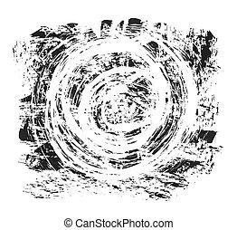 grunge splatter background