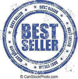 Grunge stamp bestseller