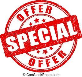 Grunge stamp special offer