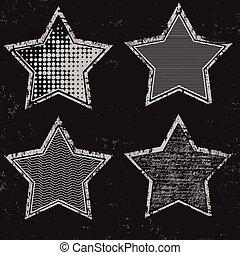 Grunge stars set