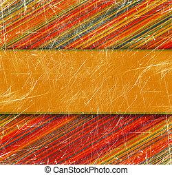grunge striped background