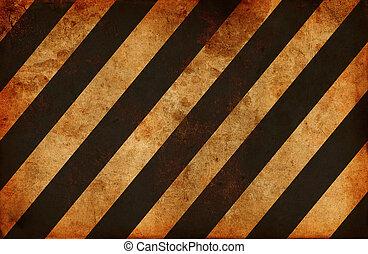 grunge striped construction background