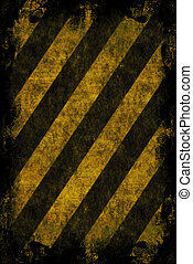grunge, stripes, hasard