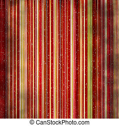 Grunge style: painted lines with rust