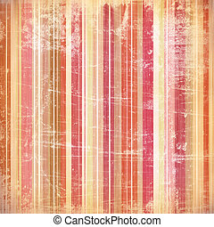 Grunge style: painted lines with stains