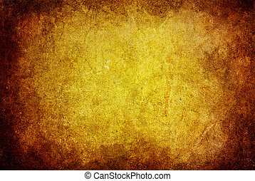 A high-detail, distressed, grunge style sunburst background or wallpaper texture.