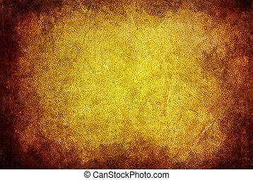 Grunge Sunburst Background Texture
