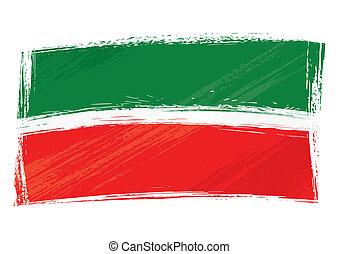 grunge, tatarstan, bandeira