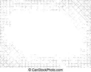 Grunge Texture Background - Grungy industrial texture on...