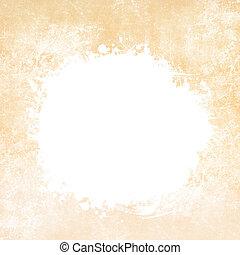 Grunge texture banner background