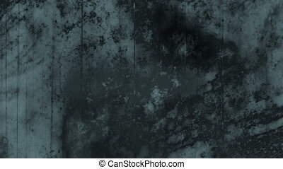 Grunge Texture Dark Blue Gray Loop