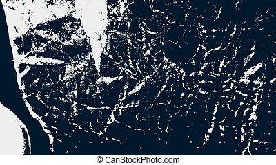 Grunge texture horizontal background. Abstract surface old rough dark decoration design.