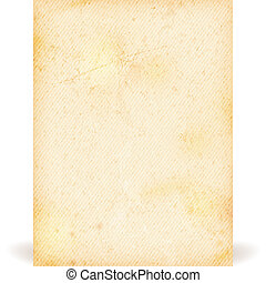Grunge texture, old parchment