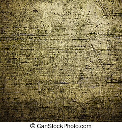 Grunge texture used as background