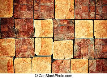 grunge, texture, vieux, mur, bois