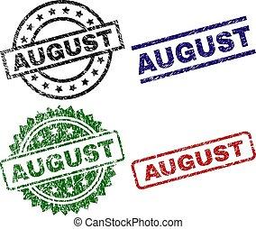 grunge, textured, augusztus, topog, fóka