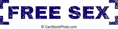 Grunge Textured FREE Stamp Seal Between Corners