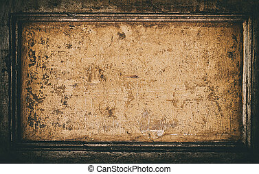 grunge, textured, wall., alterato, fondo