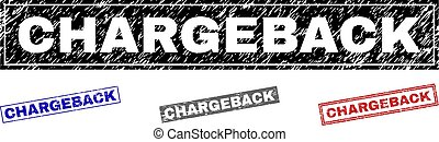 grunge, timbre, chargeback, cachets, textured, rectangle