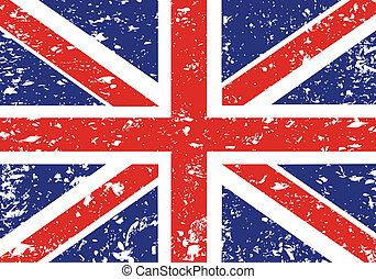 Union Jack - Grunge Union Jack