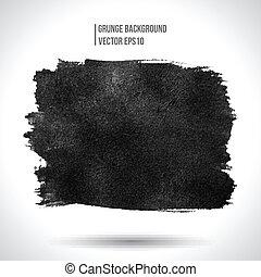 Grunge vector background - Grunge background. Watercolor...