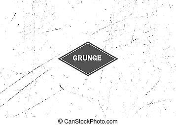 grunge, vector, granoso, plano de fondo