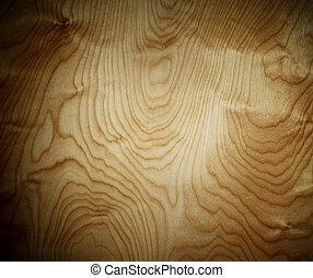 grunge vein wood panel background
