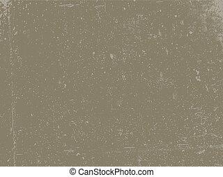 grunge, vendange, arrière-plan beige, vieilli, texture., toile de fond