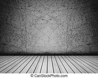 Grunge Vintage Concrete Background