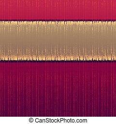 Grunge, vintage old background. With different color patterns: gray; purple (violet); red (orange); pink